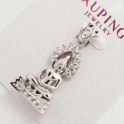 Кулон Xuping№688 оптом Шива под серебро.