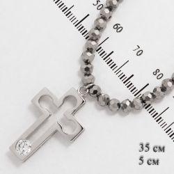 Цепочка Xuping№924 35см с крестиком