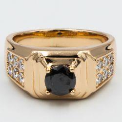 Кольцо Xuping№539 оптом перстень с камнями.