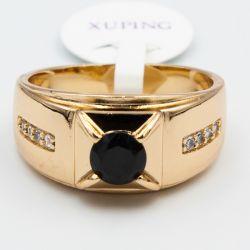 Кольцо Xuping№544 оптом перстень с камнями.