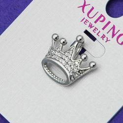 Кулон Xuping№47 оптом коронка под белое золото