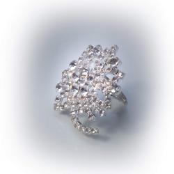 Кольцо свадебное № 72