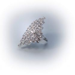 Кольцо свадебное № 88