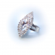Кольцо свадебное № 90