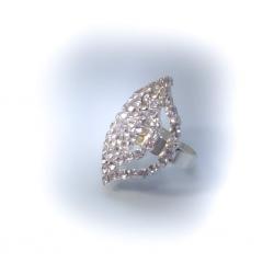 Кольцо свадебное № 98