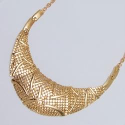 Подвеска№1563 металлическая под золото